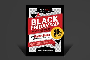Black Friday Sale Flyer