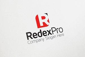 Redex Pro - R Letter Logo