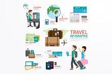 World Travel Business Template