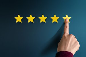Five Star for Customer Experience