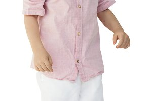 Boy Child Fashion (PNG)