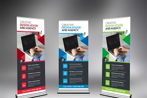 Creative Rollup Banner