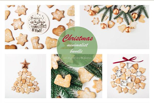 10%Christmas minimalist photo bundl…