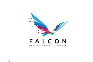 Falcon Digital Logo
