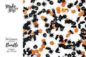 Halloween stock photo bundle