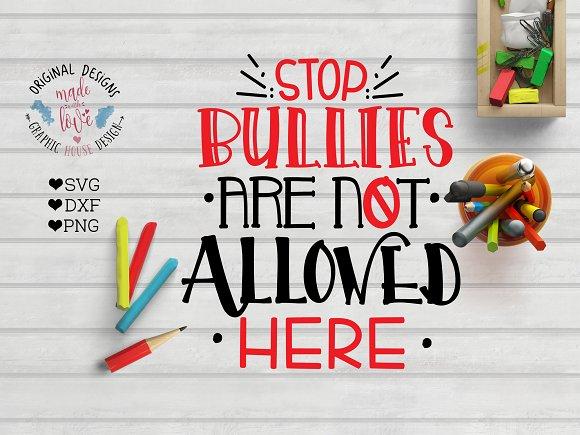 Gambar Kartun Stop Bullying Polarview Net