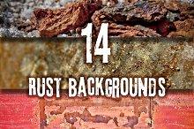Rusty Background Textures - Set 1