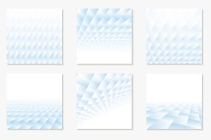 Abstract cards.Light smooth textures