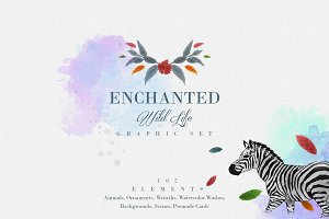 Enchanted Wild Life - Graphics -50%