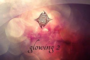 10 Textures - glowing 2