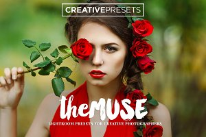 The Muse ~ 30 Lightroom Presets