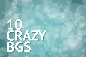 10 Crazy Backgrounds