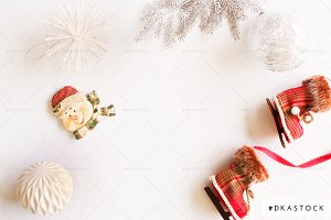 Christmas Styled Stock Photo - SP112