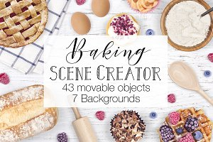 Baking Scene Creator - Top View