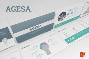 Agesa - Powerpoint Template