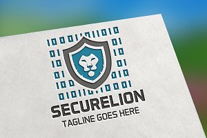 Secure Lion Logo