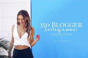 350+ Blogger Instagrammer LR Presets