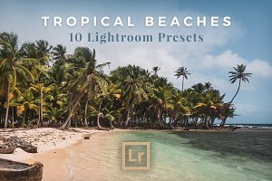 Tropical Landscape Lightroom Presets