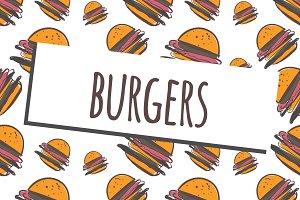 Burger Big Set