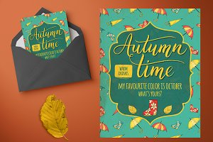 Autumn is here Vol 2