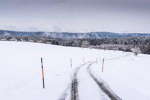 Winter way