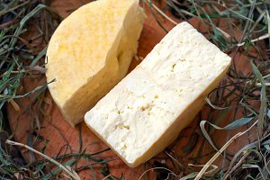 cheese from sheep's milk