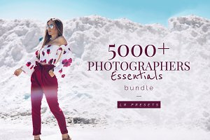 5000+ Lightroom Preset Bundle
