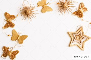 Christmas Styled Stock Photo - SP113
