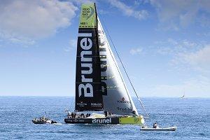 Volvo Ocean Race 2014 in Alicante