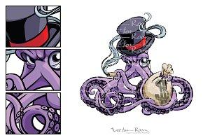 Octopus the Millionaire