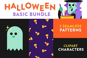Halloween Bundle - Basic