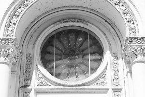 Rose Window Detail
