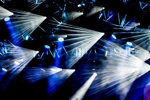 Special Effect Stage Light Patterns