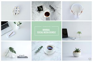 Styled Stock Photos | Minimal Bundle