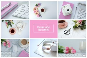 Styled Stock Photos | Feminine