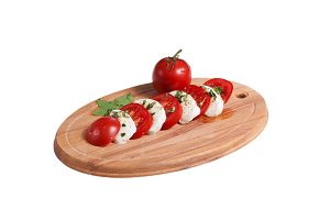 Tomato Mozzarella Salad - Caprese