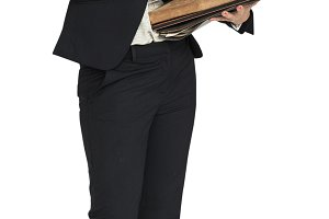 Business Woman (PNG)