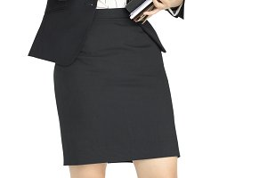 Asian Business Woman (PNG)