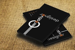 Corporate Business Card SE0325