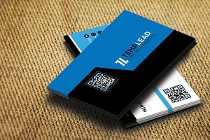 Corporate Business Card SE0333