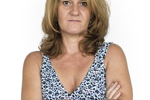 Adult woman (PNG)