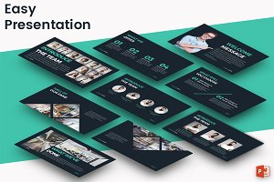 Easy - Powerpoint Template