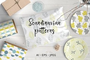 Scandinavian patterns
