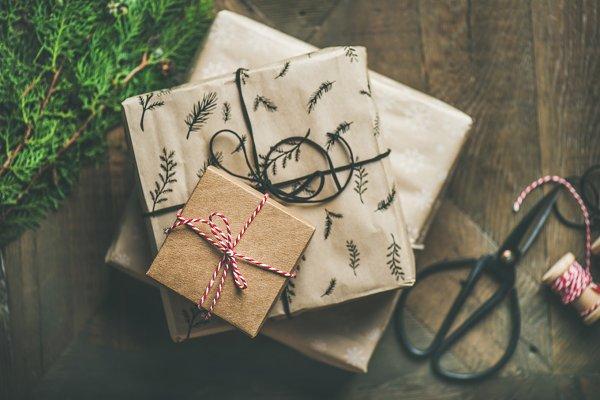 Preparing for Christmas holiday