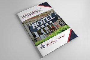 Hotel Brochure Template V757