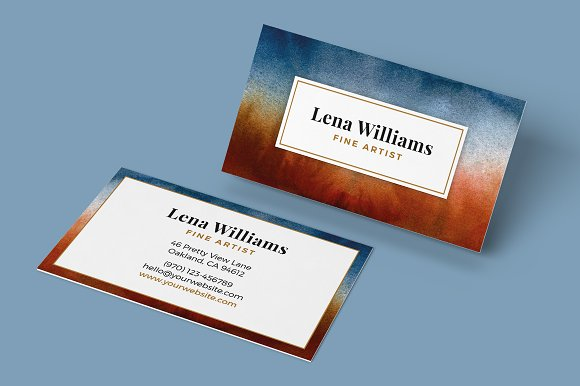 Business card bundle for indesign business card templates business card bundle for indesign business card templates creative market colourmoves