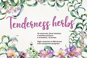 Tenderness herbs