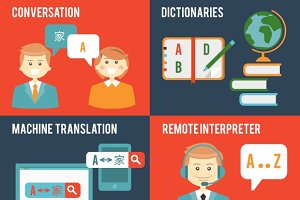 Translation and dictionary concepts
