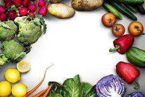 Variation of organic fresh (PNG)