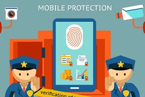 Mobile phone protection